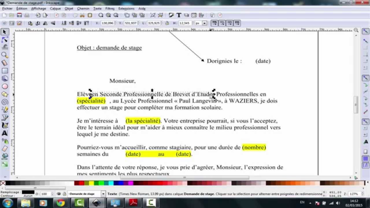 comment modifier un document pdf gratuitement